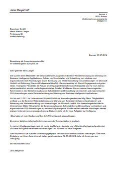 systemelektroniker anschreiben vorlage bewerbungsschreiben systemelektroniker - Bewerbung Anschreiben Vorlage